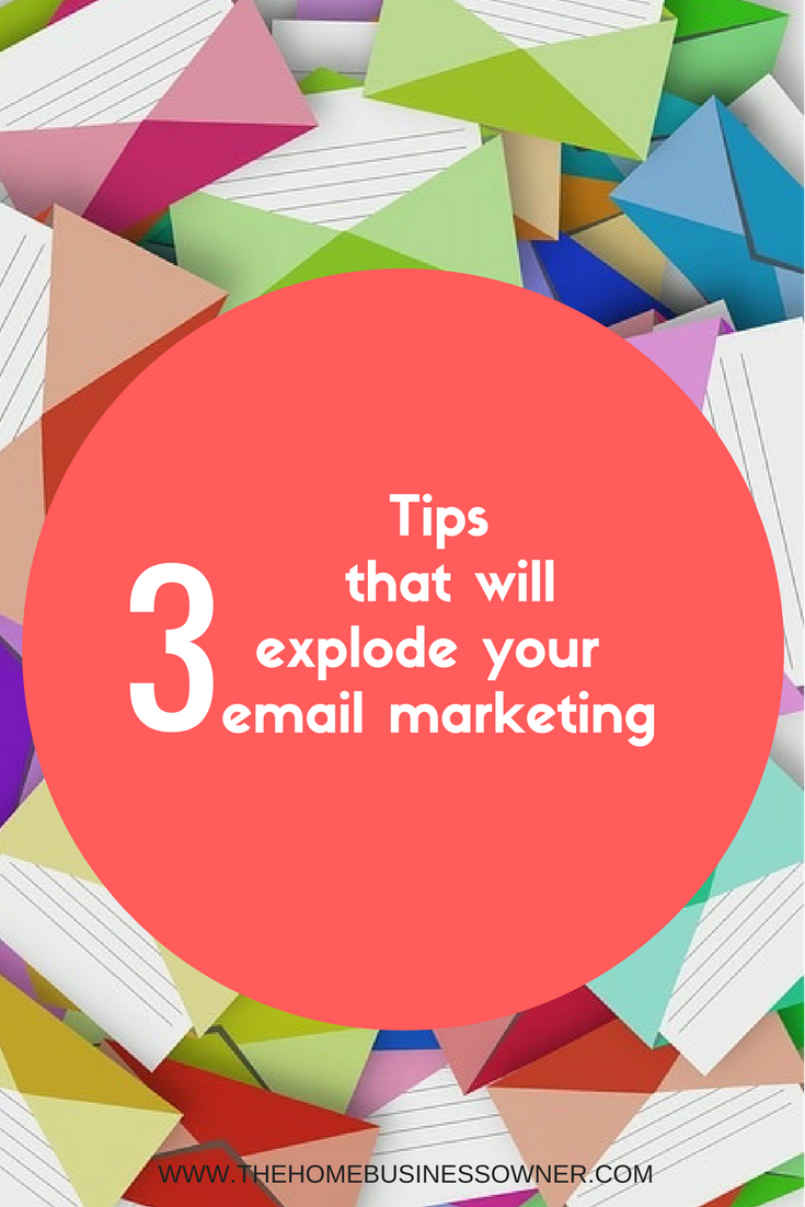 3 tips that will skyrocket your email marketing