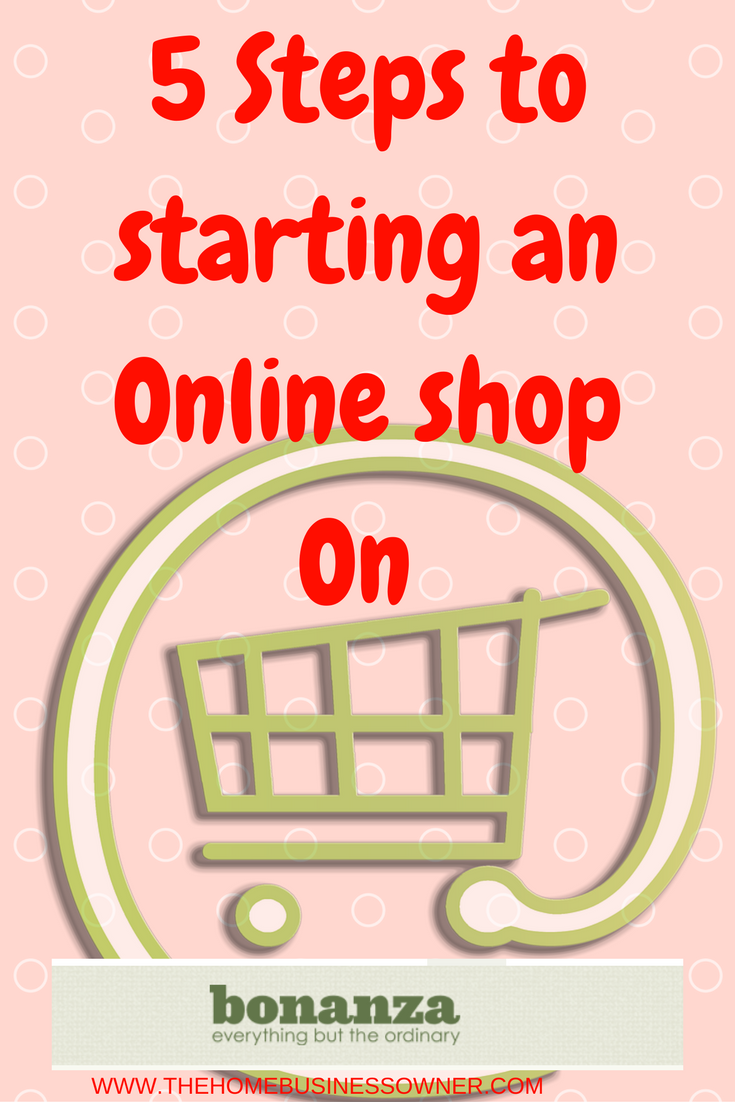 Online Shop On Bonanza Marketplace