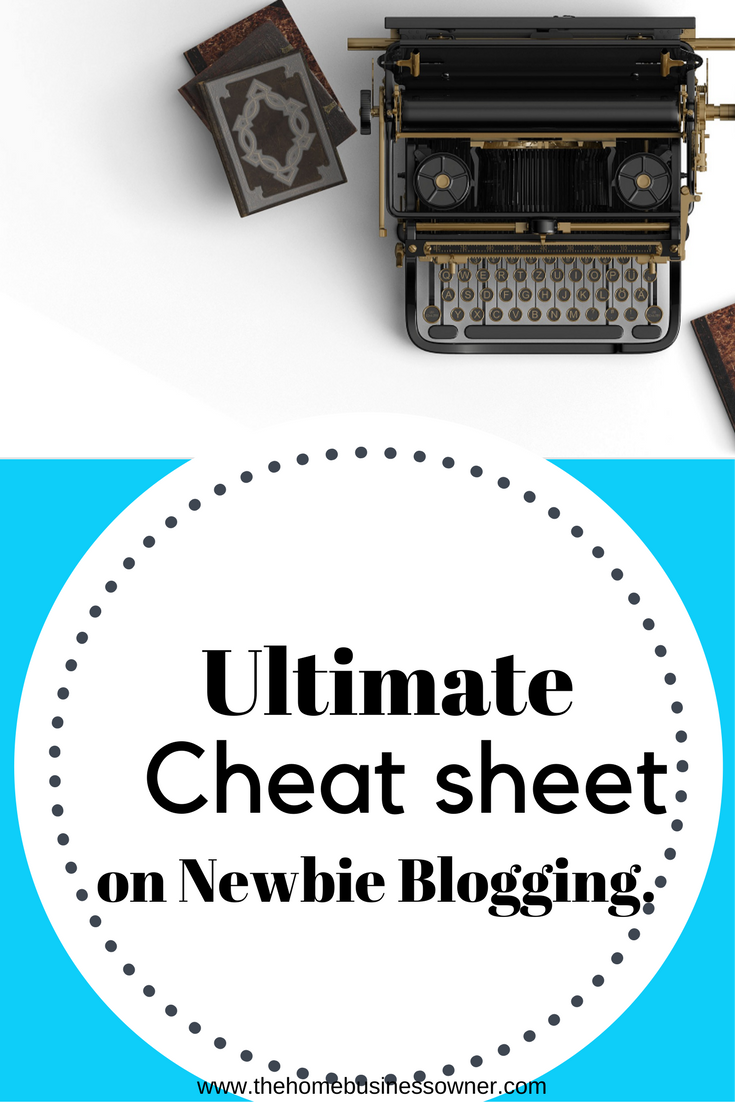 Newbie Blogging