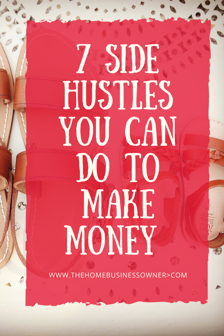 7 side hustle you can combine to make money from home