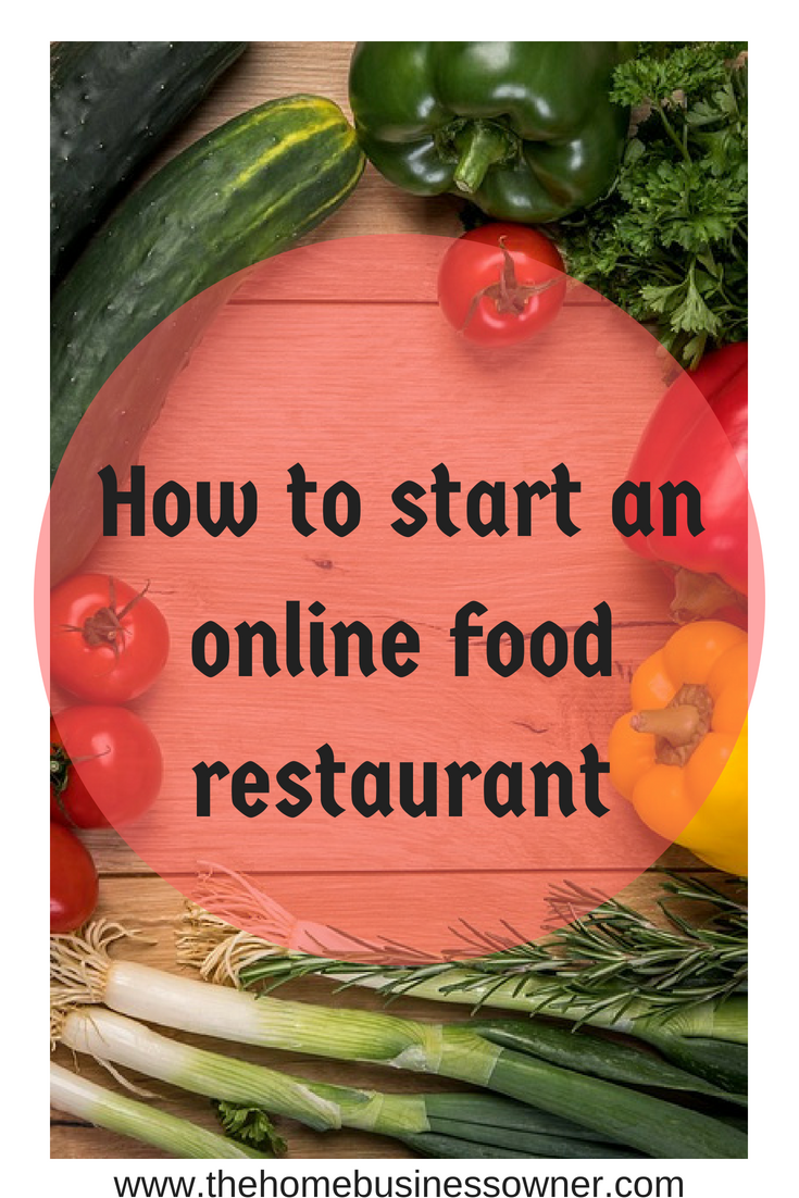 Online food restaurant